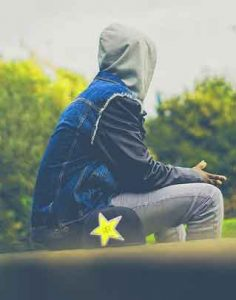 alone single boy for whatsapp dp hd